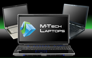M-Tech Laptops Product Line